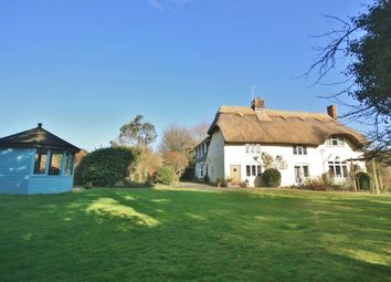 Thumbnail 5 bed cottage to rent in Anmore Road, Denmead, Waterlooville