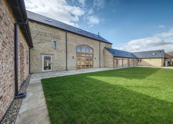 Thumbnail 5 bed barn conversion for sale in Achurch, Peterborough