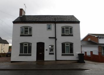 Thumbnail 2 bed terraced house for sale in Burton Road, Overseal, Swadlincote, Derbyshire