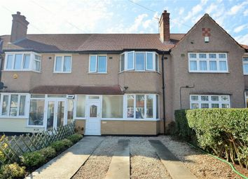 Thumbnail 3 bed terraced house for sale in Linden Crescent, Greenford