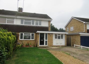 Thumbnail 3 bedroom property to rent in Fairfields Crescent, St. Ives, Huntingdon