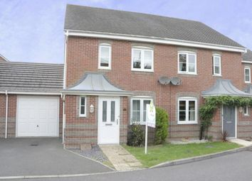 Thumbnail 3 bed end terrace house to rent in Dorset Crescent, Worting, Basingstoke
