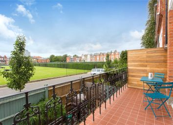 Thumbnail 1 bed flat for sale in Gledstanes Road, Barons Court, London