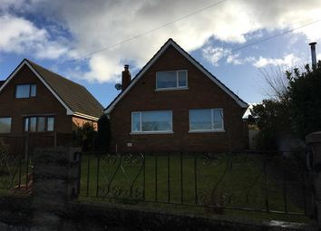 Thumbnail 3 bedroom detached bungalow for sale in Carmel Road, Winch Wen, Swansea