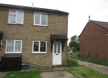 Thumbnail 2 bed semi-detached house for sale in Compton Road, Colchester