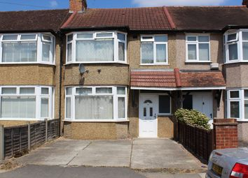 Thumbnail 3 bed terraced house to rent in Grosvenor Crescent, Hillingdon
