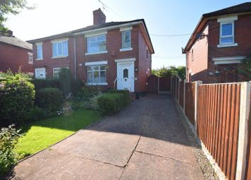 Thumbnail 2 bedroom semi-detached house for sale in Woodhead Road, Stoke-On-Trent