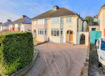 Thumbnail 3 bed semi-detached house for sale in Gurney Court Road, St.Albans