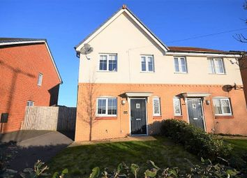 Thumbnail 3 bed semi-detached house for sale in 29 Central Way, Liverpool