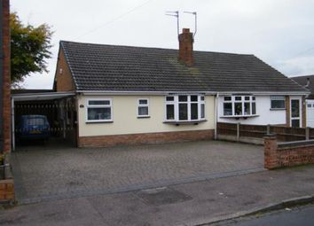 Thumbnail 3 bed bungalow for sale in John Street, Cannock, Staffordshire