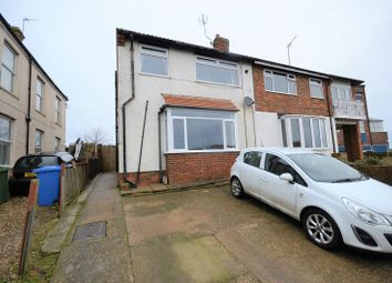 Thumbnail 5 bed semi-detached house for sale in 63 New Road, Hornsea