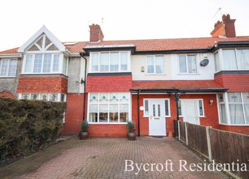 Thumbnail 3 bed terraced house for sale in Victoria Road, Gorleston, Great Yarmouth