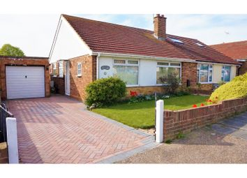 Thumbnail 2 bedroom semi-detached bungalow for sale in Grasmere Avenue, Ramsgate