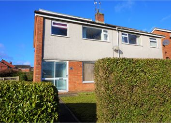 Thumbnail 4 bed semi-detached house for sale in Glenwood, Cardiff