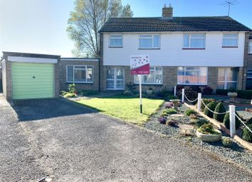 Thumbnail 3 bed semi-detached house for sale in Hawkesworth Close, Preston, Weymouth