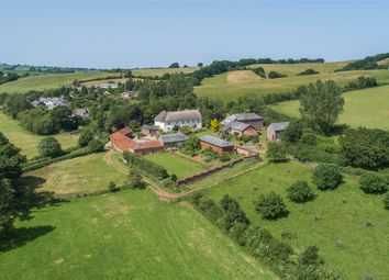 Thumbnail 7 bed country house for sale in Penstone, Colebrooke, Crediton, Devon