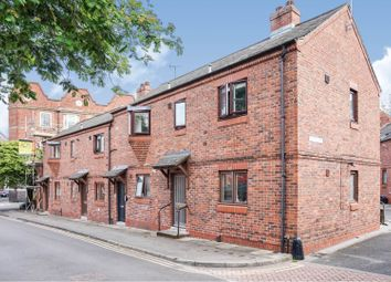 Thumbnail 1 bed flat for sale in Trinity Lane, York