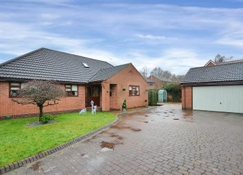 Thumbnail 5 bed detached bungalow for sale in Mill Court, Mansfield