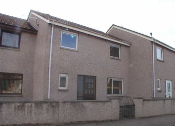 Thumbnail 3 bed terraced house for sale in Meadow Crescent, Elgin