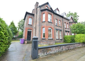 Thumbnail 2 bedroom flat for sale in Croxteth Grove, Sefton Park, Liverpool