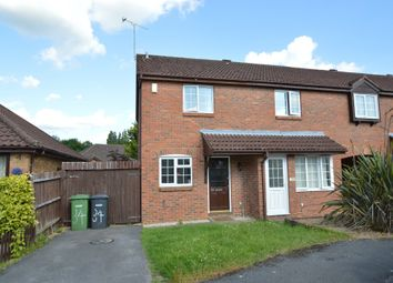 Thumbnail 2 bedroom end terrace house to rent in Monmouth Close, Valley Park, Chandler's Ford