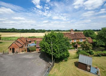Thumbnail 9 bed detached house for sale in Southampton Road, Landford, Salisbury