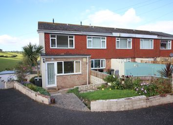 Thumbnail 3 bed end terrace house to rent in Northleat Avenue, Paignton