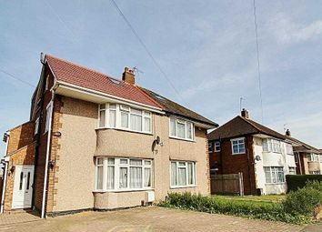 Thumbnail 5 bed semi-detached house for sale in Warley Avenue, Hayes