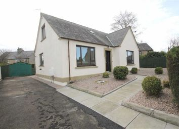 Thumbnail 3 bed detached house for sale in Seafield Crescent, Elgin
