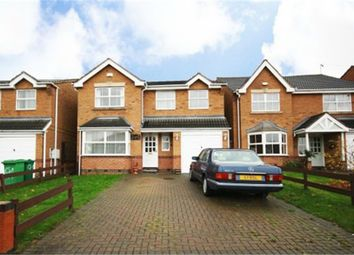 Thumbnail 5 bedroom detached house for sale in Bagnall Road, Nottingham