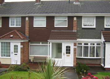 Thumbnail 3 bed terraced house to rent in Regent Road, Jarrow