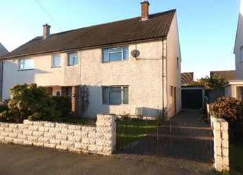 Thumbnail 4 bed semi-detached house for sale in Maesglas, Cardigan