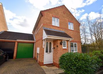 3 bed detached house for sale in Hindemith Gardens, Old Farm Park, Milton Keynes MK7