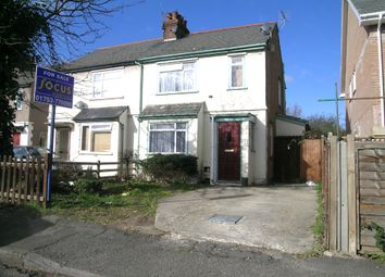 Thumbnail 3 bed semi-detached house for sale in Fleetwood Road, Slough
