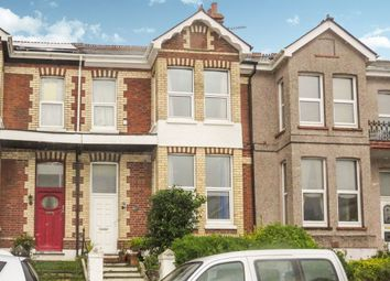 Thumbnail 4 bedroom terraced house for sale in Salisbury Road, Lipson, Plymouth