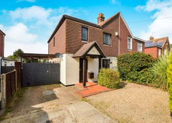 Thumbnail 3 bed semi-detached house for sale in Hillbrow Road, Ashford
