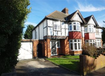 Thumbnail 3 bed semi-detached house for sale in Balgores Square, Gidea Park