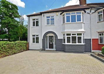 Thumbnail 5 bedroom semi-detached house for sale in Nightingale Road, Carshalton, Surrey