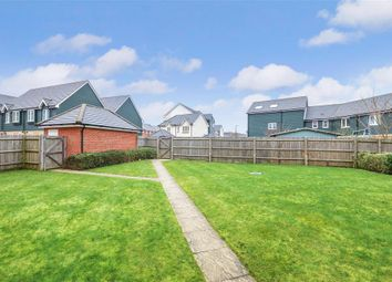 Thumbnail 2 bed flat for sale in Lynn Crescent, Fareham, Hampshire