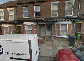 Thumbnail 3 bed terraced house to rent in Lyndhurst Road, Luton