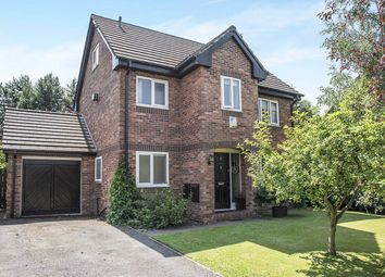 Thumbnail 4 bed detached house for sale in Willow Walk, Skelmersdale