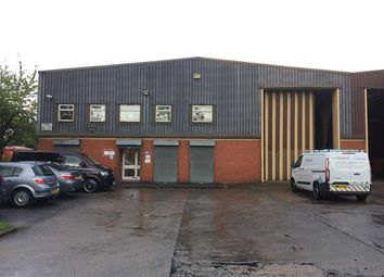 Thumbnail Light industrial to let in Unit 3, Poole Hall Industrial Estate, Poole Hall Road, Ellesmere Port, Cheshire