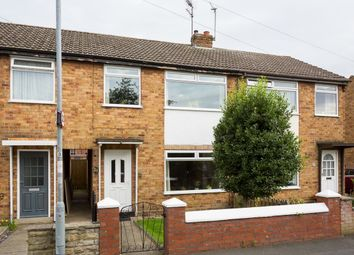 3 bed terraced house for sale in Moorland Road, York YO10
