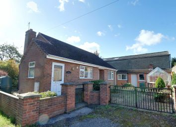Thumbnail 2 bed detached bungalow for sale in High Street, North Kelsey, Market Rasen