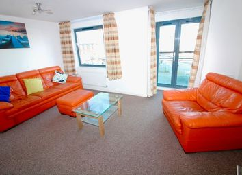 Thumbnail 4 bed flat to rent in Maritime Quarter, Swansea
