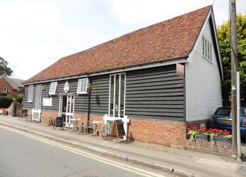 Thumbnail Restaurant/cafe for sale in Lower Street, Essex