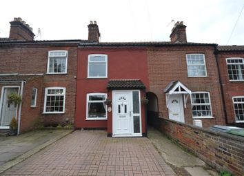 Thumbnail 2 bedroom terraced house for sale in Drayton, Norwich