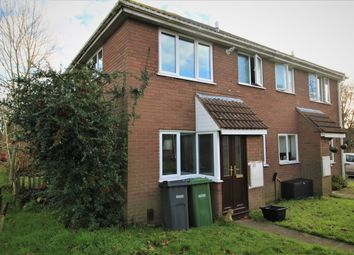 Thumbnail 1 bed semi-detached house to rent in Abraham Close, Botley, Southampton