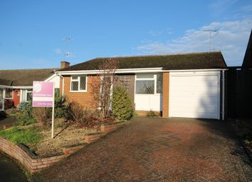 Thumbnail 3 bed detached bungalow for sale in Broadwater Road, Twyford
