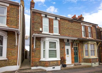 Thumbnail 3 bedroom end terrace house for sale in Victoria Road, Sittingbourne